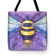 Bee For A Little Bee Tote Bag