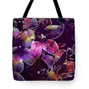 Bee Insect Close Macro Flower  Tote Bag