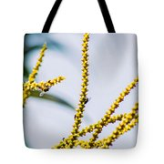 Bee On A Branch I Tote Bag