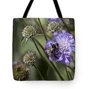 Bee On Flower 4. Tote Bag