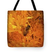 Bee Positive Tote Bag