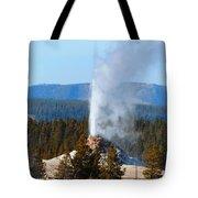 Beehive Geyser Tote Bag