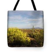 Beeline Bloom Tote Bag