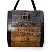 Beer Barrel City Tote Bag