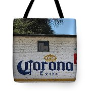 Beer In Mexico Tote Bag