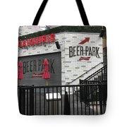 Beer Park Tote Bag