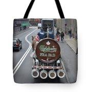 Beer Wagon Tote Bag