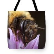 Bee's Eye Tote Bag