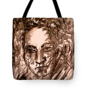 Beethoven Energy Stage One Tote Bag