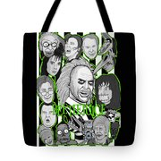 Beetlejuice Tribute Tote Bag