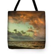 Before Sunrise Tote Bag