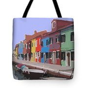 Before The Crowds Arrive Tote Bag