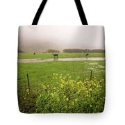 Before The Flood Tote Bag