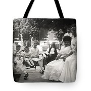 Before The Information Age Tote Bag