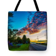Before The Lunar Eclipse 2 Tote Bag