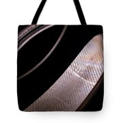 Before The Rubber Meets The Road Tote Bag by Rona Black