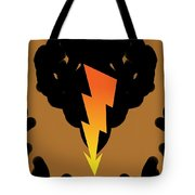 Before The Thunder Comes Down... Tote Bag