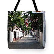 Before The Tourists 2 Tote Bag