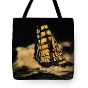 Before The Wind Tote Bag