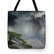 Before Thunderstorm Tote Bag