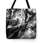 Before Vespers Tote Bag by Marla Craven