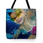 Beginner To Advanced Swimmer Tote Bag