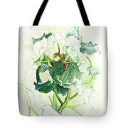 Begonia Ballet Tote Bag