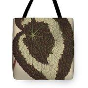 Begonia Rex Tote Bag