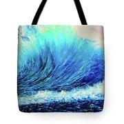 Behemoth Wave Tote Bag