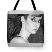 Behind Her Eyes Secrets Sleep... Tote Bag