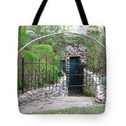 Behind The Gate Tote Bag