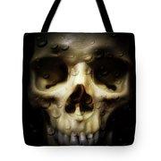 Behind The Mask Tote Bag