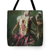 Behind The Scenes Tote Bag by Mia DeLode