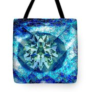 Behold The Jeweled Eye Tote Bag