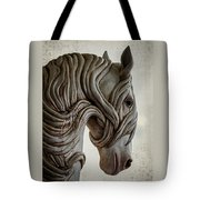 Behold The Pale Horse Tote Bag