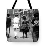 Beijing City 13 Tote Bag