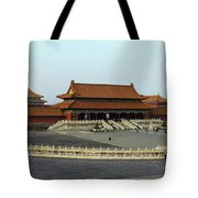 Beijing City 28 Tote Bag