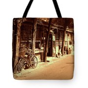 Beijing City 8 Tote Bag