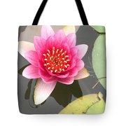 Beijing Lotus Tote Bag