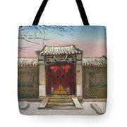 Beijing  Tote Bag