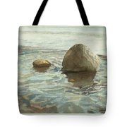Being    Waiting Watching Slowly Metamorphizing  Tote Bag