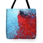 Being A Woman 6 - In Water Tote Bag