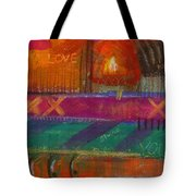 Being In Love Tote Bag
