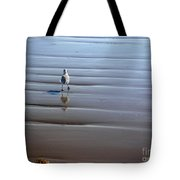 Being One With The Gulf - Escaping Tote Bag