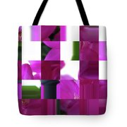 Being Square  Tote Bag