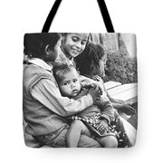Being Together Is Life Tote Bag