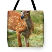 Being Young Tote Bag