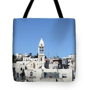 Beit Jala Christian Town Tote Bag