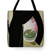 Bel Paese - Melzo, Italy - Vintage Cheese Advertising Poster Tote Bag