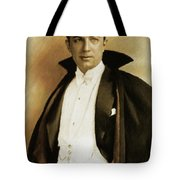 Bela Lugosi As Dracula Tote Bag